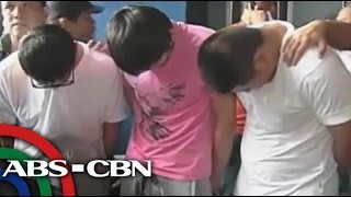 Chinese nabbed in raid of depot with P4-B shabu