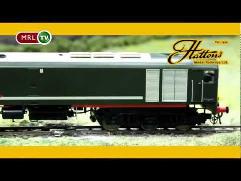 Hattons Heljan Metrovick Co-Bo in OO gauge