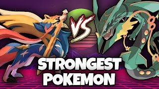 Why Zacian is Better than Mega Rayquaza! Pokemon Sword and Shield