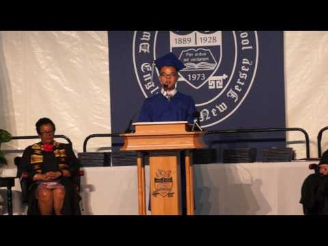 Dwight Englewood School 2017 Commencement Reading by Joel Lee