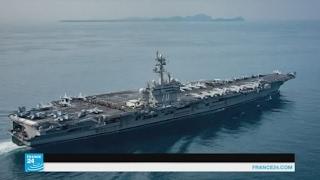 الإعلام الأمريكي يكشف حقائق بشأن حاملة الطائرات المتوجهة لشبه الجزيرة الكورية