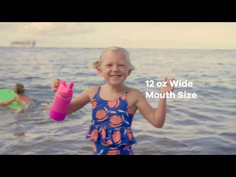 Hydro Flask Kids Product Video