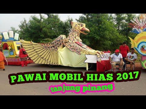 PAWAI BUDAYA DAN MOBIL HIAS 2017 TANJUNG PINANG/26 OKTOBER 2017
