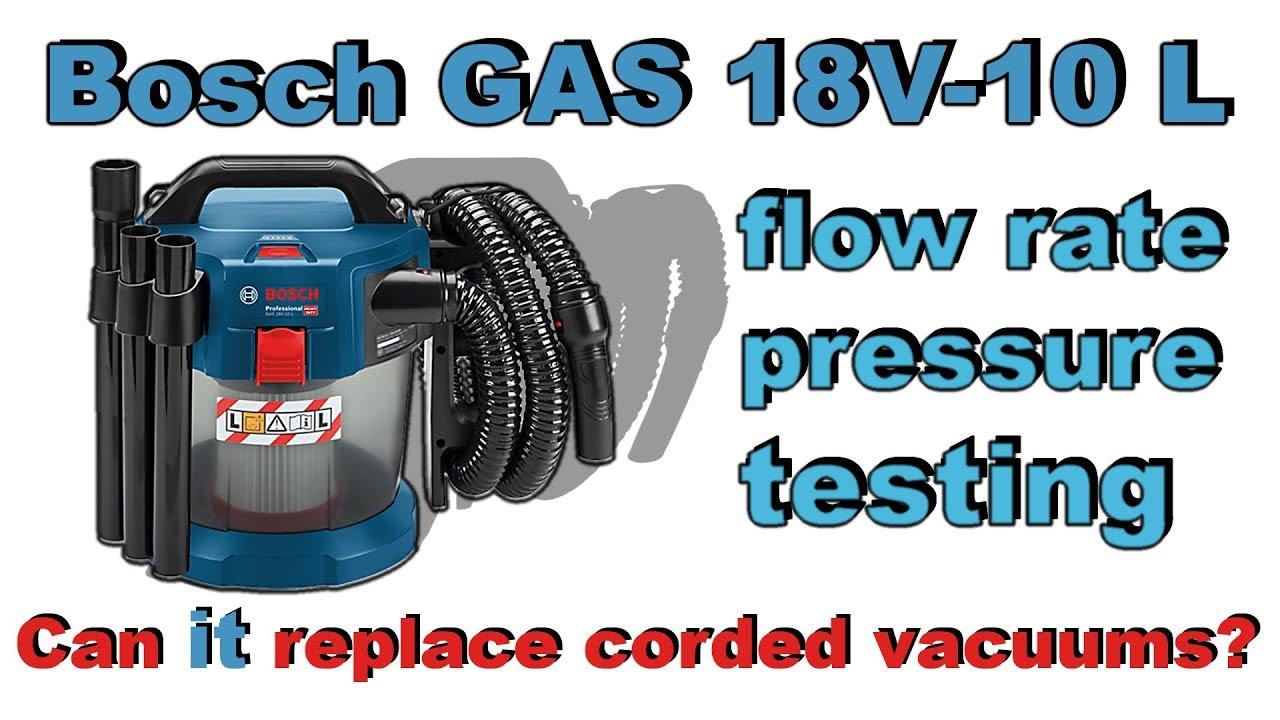 Forum: Neues Gas 18V 10 L. Dauer der Arbeit