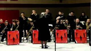 LHS Jazz Band - I Heard The Bells on Christmas Day