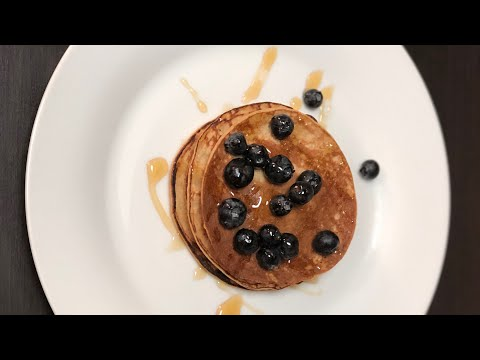 healthy-pan-cake-||-protein-smoothie-||.-weight-loss-||-oats-recipes.