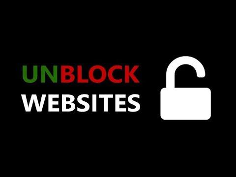 3 WAYS ON HOW TO UNBLOCK WEBSITES ON SCHOOL CHROMEBOOK *2018* (WORKS!)