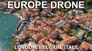Europe Vacation Drone Footage - Mavic 2 Zoom