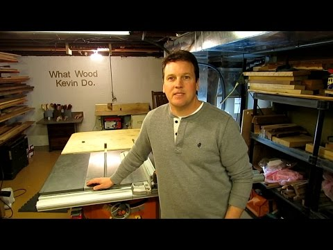 Ridgid R4512 Tablesaw Review Home Depot Doovi