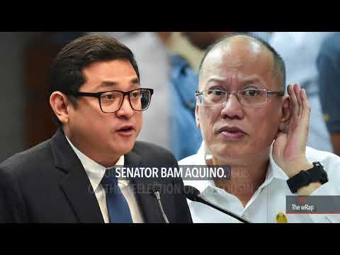 Noynoy Aquino not running for Senate 'at this time'