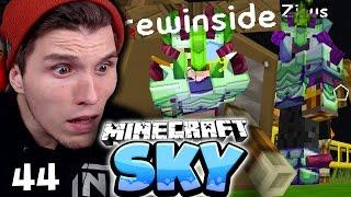MANA-BOMBE AUF REWIS INSEL! & TREFFEN MIT DEM SCHWEINEMÖRDER! ✪ Minecraft Sky  #44   Paluten