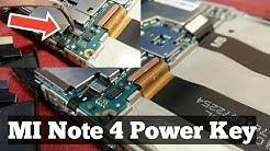 Xiaomi Redmi 3s prime Power & Volume Key problem - Flex Cable