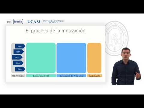 Liderazgo y Emprendimiento - Gestión de la Innovación - Sergio Herrera