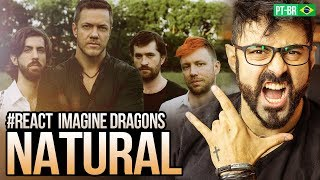 REAGINDO a Imagine Dragons - Natural
