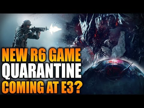 Rainbow Six Siege – In Depth: NEW R6 GAME: QUARANTINE – COMING TO E3? – Outbreak 2?