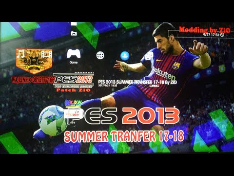 Tutorial How To Install Pes 2013  Zio Patch on Ps3