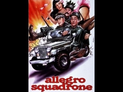 Allegro Squadrone - Vittorio De Sica, Alberto Sordi - Full Movie by Film&Clips
