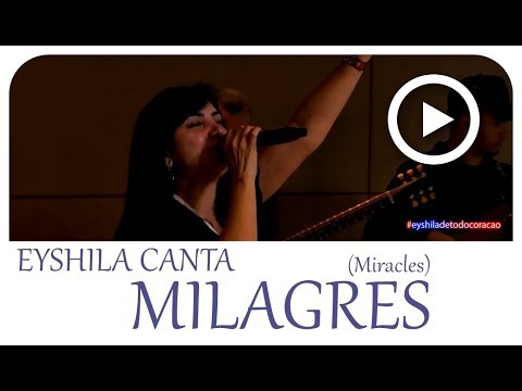 MILAGRES (Miracles) - Eyshila (Ao Vivo) Cover LIVRES | Juliano Son