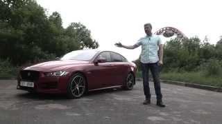 рассказ Jaguar XE