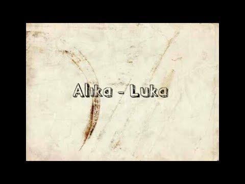 Alika - Luka (lyric video)