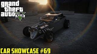 gta v hotknife muscle hot rod   car showcase 69
