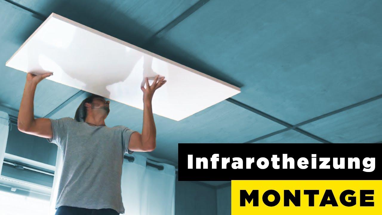 Infrarotheizung Wand oder Decke [Fachartikel]   IR Experten GmbH