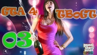 Let's play together GTA IV TBoGT [Part 3] Vom Flughafen zum Polizeirevier thumbnail