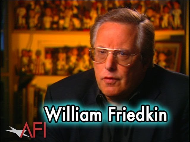 William Friedkin on HIGH NOON