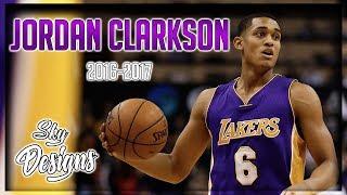 Jordan Clarkson Official 2016-2017 Season Highlights // 14.7 PPG, 3.0 RPG, 2.6 APG