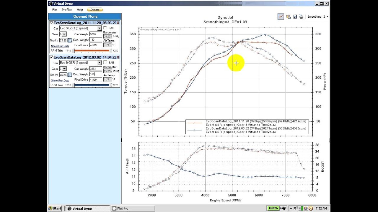 Evo IX MBC Manual Boost Controller vs GM 3 Port Boost Solenoid