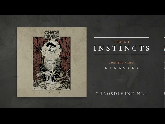 Chaos Divine - Instincts [Official HD Audio]