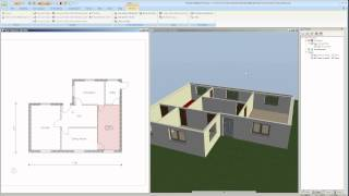 Visual Building Tutorial 2 Part 3 - Naming Rooms