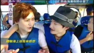 [Vietsub] 111030 Strange Journey Mission Super Junior Part 1