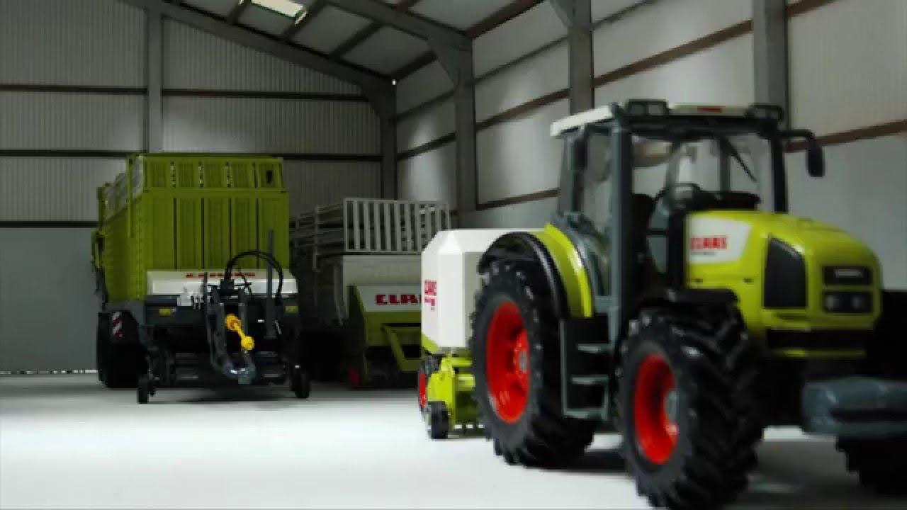 farm machine shed