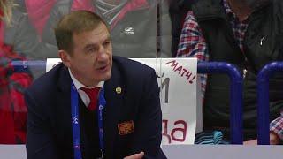 Новым главным тренером сборной России по хоккею назначен Валерий Брагин