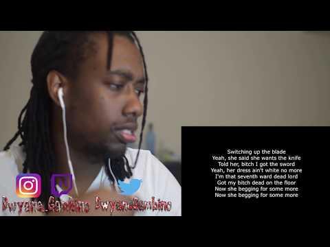 $uicideboy$ - Aphrodite | Lyrics MUSIC REACTION