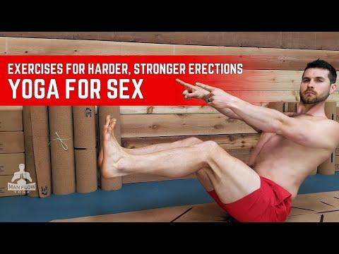exerciții de yoga pentru a spori erecția)