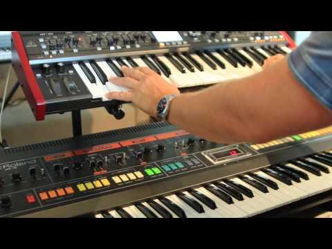 Behringer Deepmind 12 vs Roland Jupiter 8 – Synthtopia