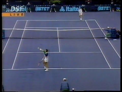 ATP Moscow 95 Steeb vs Vacek Final
