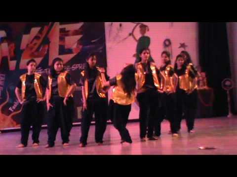 ibs group dance