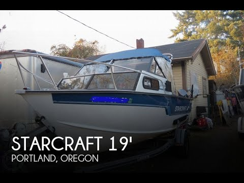 [UNAVAILABLE] Used 1995 Starcraft Islander 191V In Portland, Oregon