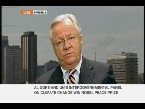 Nobel Peace Prize: Al Jazeera Interview with Björn Stigson