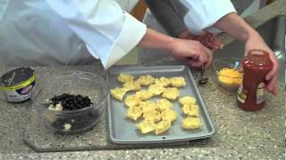 Campbell's Kitchen Cooks: Swanson Chunk Chicken Appetizers