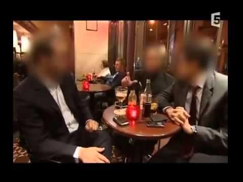 Traders :  Les Maîtres de La Bourse   (Documentaire)