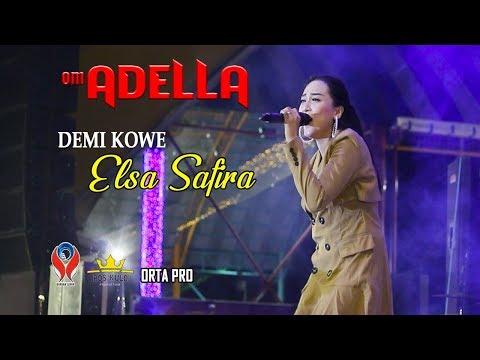 Elsa Safira Demi Kowe Om. Adella Live In Gofun Bojonegoro