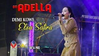 ELSA SAFIRA - DEMI KOWE (OM. ADELLA LIVE IN GOFUN BOJONEGORO)