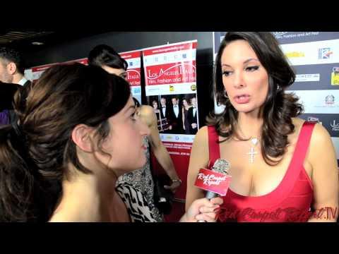 Alex Meneses at the  Night 9th Annual L.A. Italia Film Festival