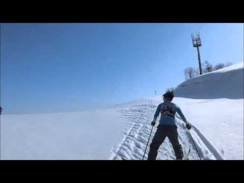 ski orienteering training