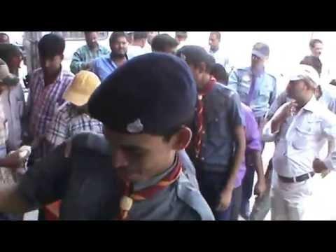 Voters Awarness Rally SVEEP Bettiah West Champaran 5th June 2015-1