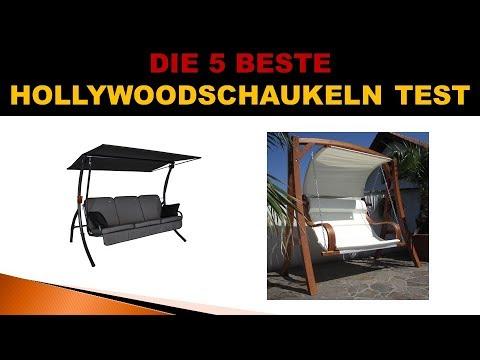 Besten Hollywoodschaukeln Test 2018 - YouTube